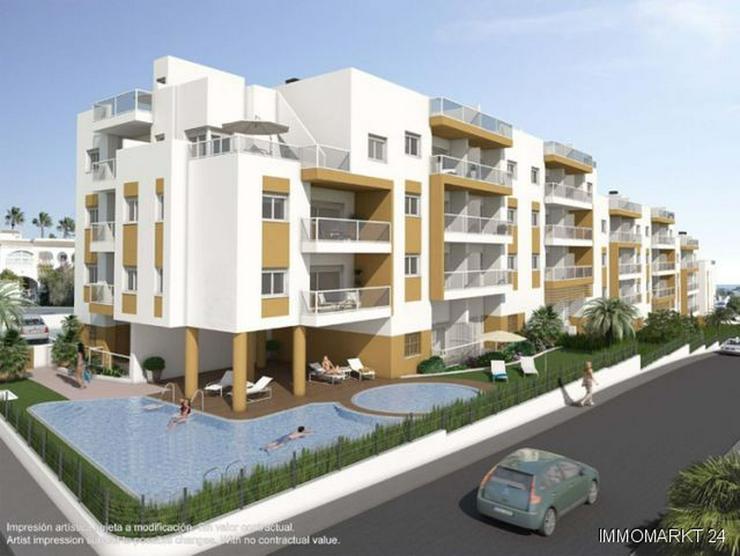 Maisonette-Wohnungen mit Meerblick - Bild 1