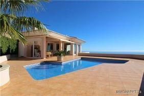 Luxusvilla atemberaubender Aussichtslage Pool sep Appartement - Haus kaufen - Bild 1