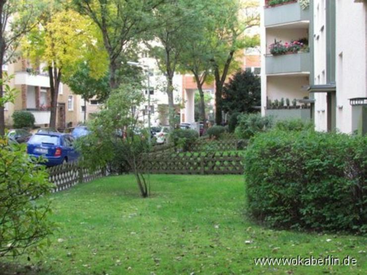 Grüne Lage +++ sympathische 2-Zimmer-Eigentumswohnung in Berlin-Zehlendorf - Wohnung kaufen - Bild 1