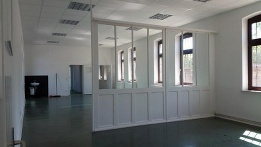 Sehr außergewöhnliche Bürofläche in denkmalgeschütztem Gebäude - an hervorragendem S... - Gewerbeimmobilie mieten - Bild 1