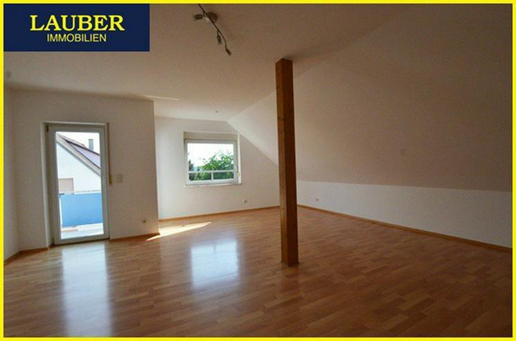 Bild 4: LAUBER IMMOBILIEN: 3-Zi.-DG-Maisonette-Whg. mit Balkon in Gründau / Niedergründau