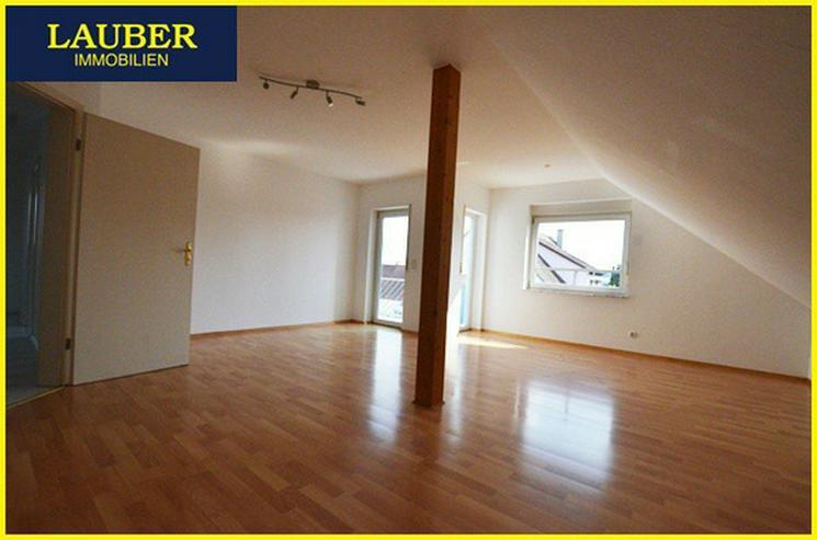 Bild 5: LAUBER IMMOBILIEN: 3-Zi.-DG-Maisonette-Whg. mit Balkon in Gründau / Niedergründau