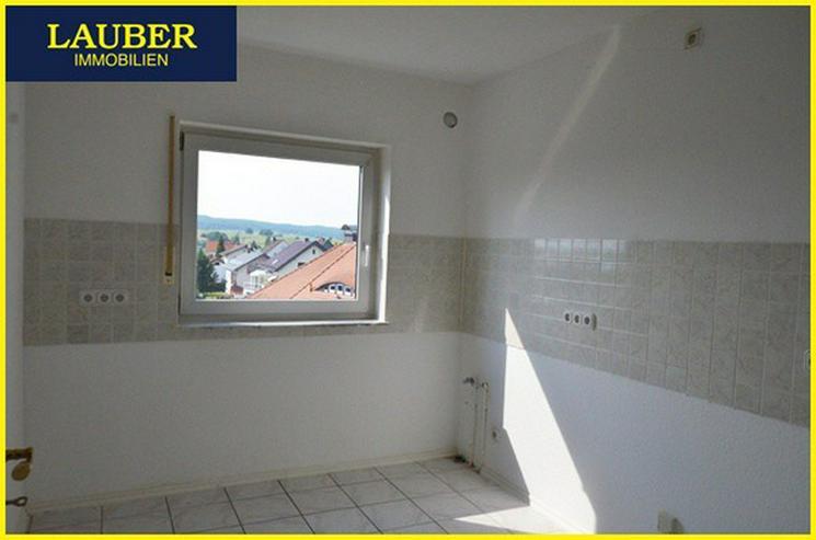 Bild 2: LAUBER IMMOBILIEN: 3-Zi.-DG-Maisonette-Whg. mit Balkon in Gründau / Niedergründau