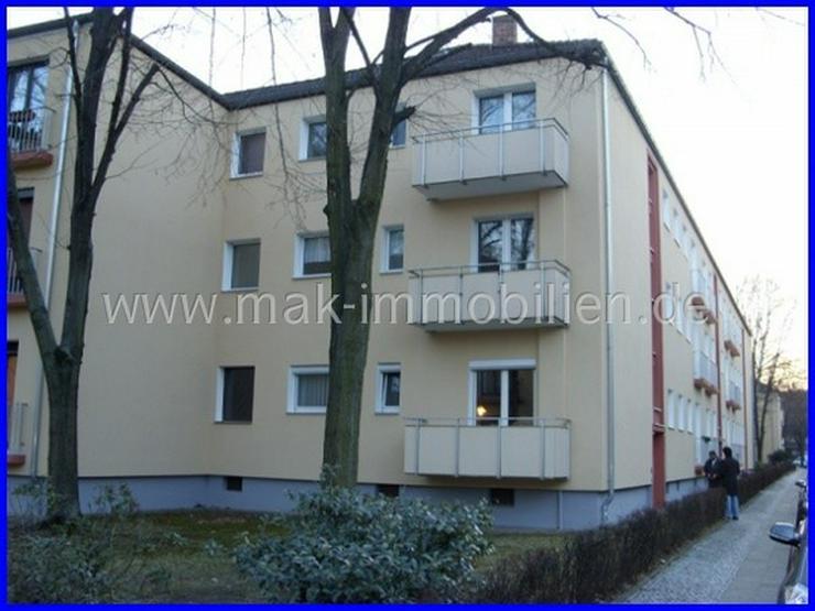 MAK Immobilien empfiehlt: Gepflegte kleine Wohnung, vermietet als Altersvorsorge! - Haus kaufen - Bild 1