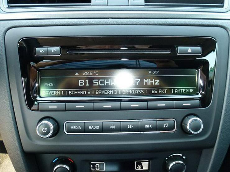 Bild 5: SKODA Rapid 1,6 TDI DSG Drive - Sitzheizung,ALU