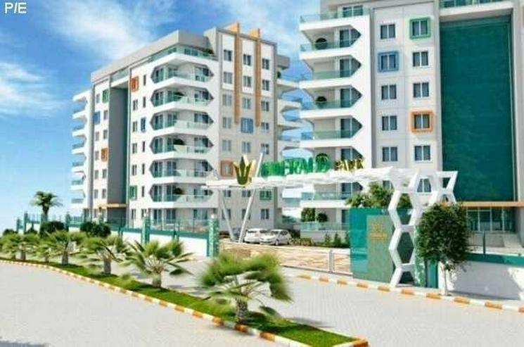 Bild 3: Wohnen in einer neuen Luxus-Anlage, Emerald Park Avsallar / Incekum