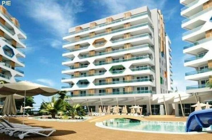 Bild 4: Wohnen in einer neuen Luxus-Anlage, Emerald Park Avsallar / Incekum