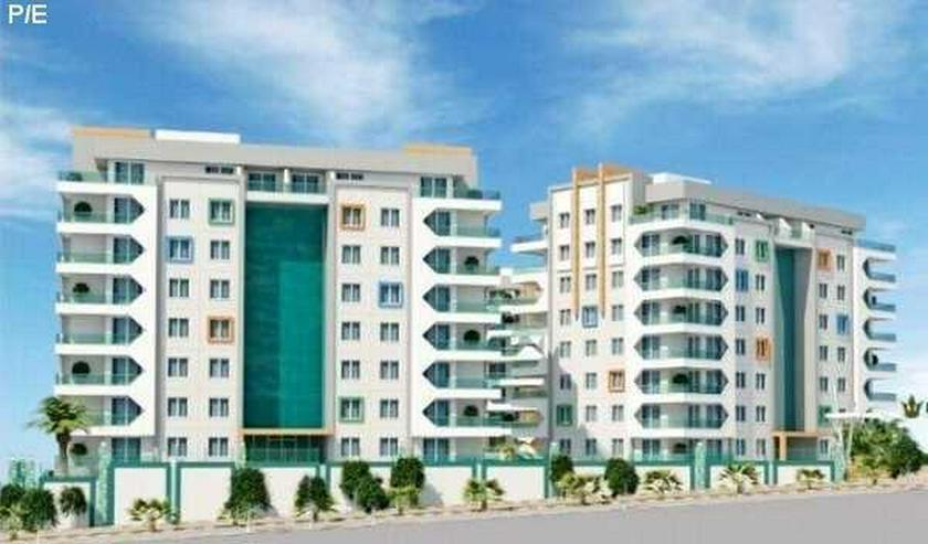 Wohnen in einer neuen Luxus-Anlage, Emerald Park Avsallar / Incekum - Wohnung kaufen - Bild 1