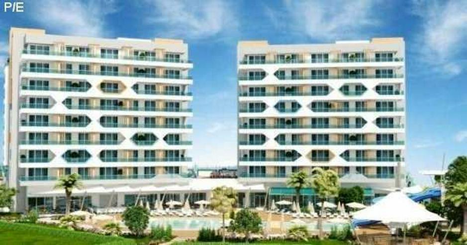 Bild 2: Wohnen in einer neuen Luxus-Anlage, Emerald Park Avsallar / Incekum