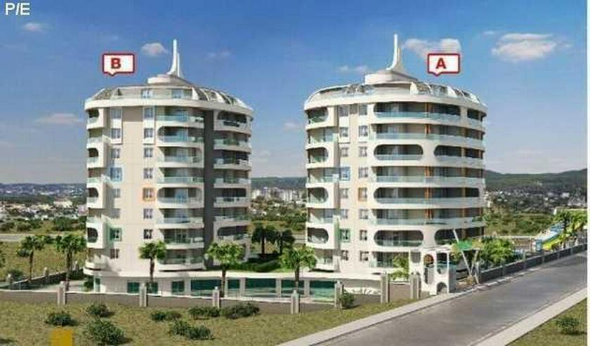 Ein neuer Wohntraum in Avsallar Alanya - Wohnung kaufen - Bild 1