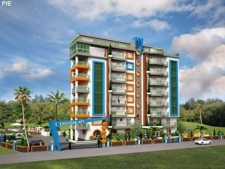Hochwertiges Neubauprojekt im wunderschönen Avsallar - Wohnung kaufen - Bild 1