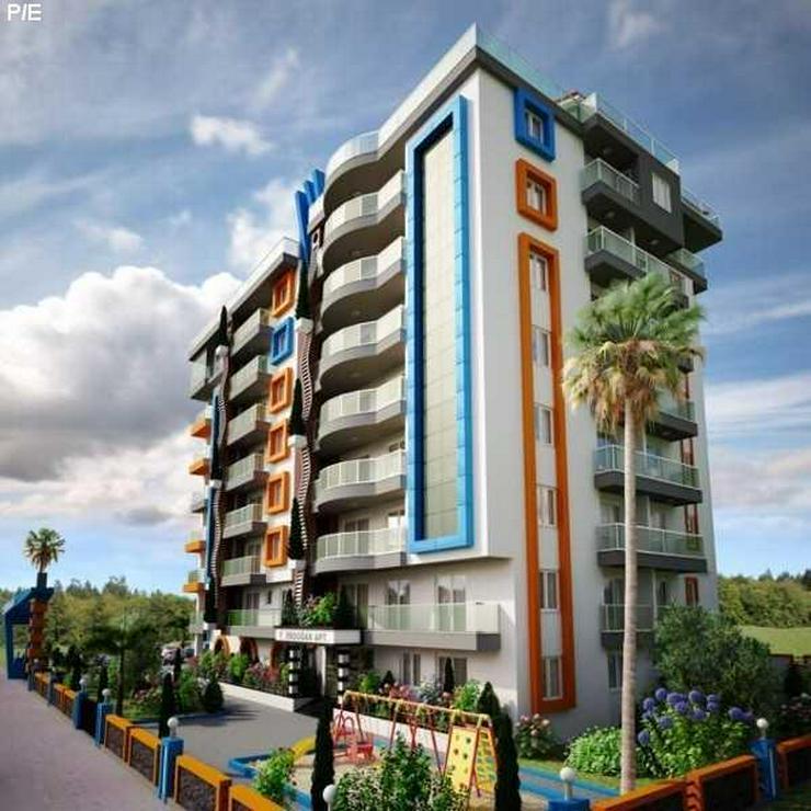 Bild 3: Hochwertiges Neubauprojekt im wunderschönen Avsallar