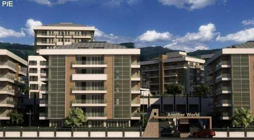 Leben wie in einer anderen Welt, kaufen Sie hier in Alanya Ihre Traumwohnung - Wohnung kaufen - Bild 1