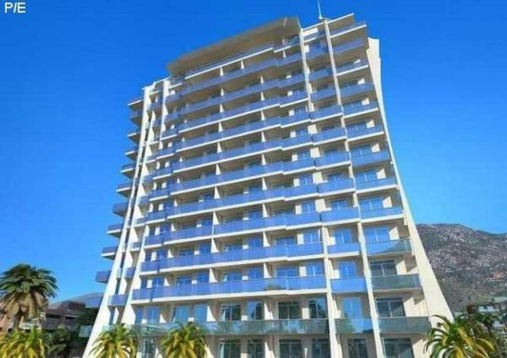 Bild 2: Moderner Luxuswohntraum am Mittelmeerstrand, preiswert zu verkaufen