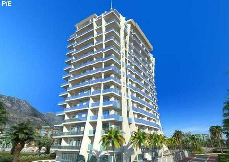 Moderner Luxuswohntraum am Mittelmeerstrand, preiswert zu verkaufen - Wohnung kaufen - Bild 1
