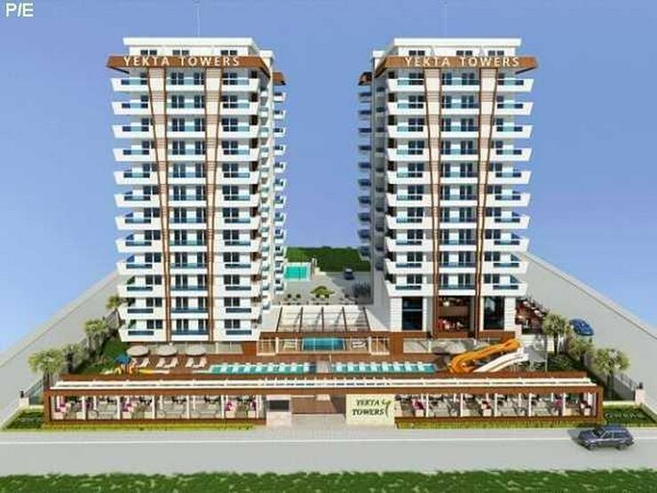 Zwei Wohntürme am Meer, Jetzt ein Luxusobjekt sichern! - Wohnung kaufen - Bild 1