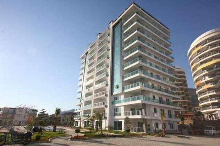 Sun Palace Tower in Alanya Cikcilli zu verkaufen, seperate Küche möglich
