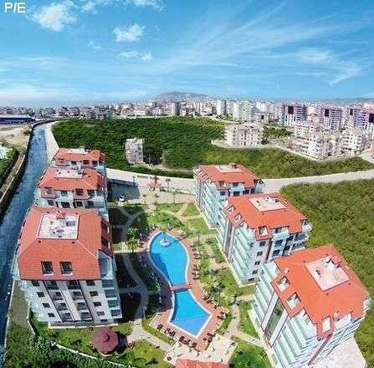 Sun Palace River ist ein Luxus-Resort in Alanya Oba - Wohnung kaufen - Bild 1