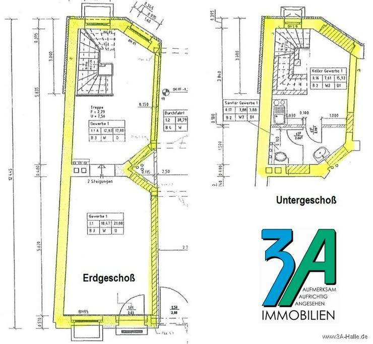 Bild 2: Kleine Ladenfläche nähe Geiststraße
