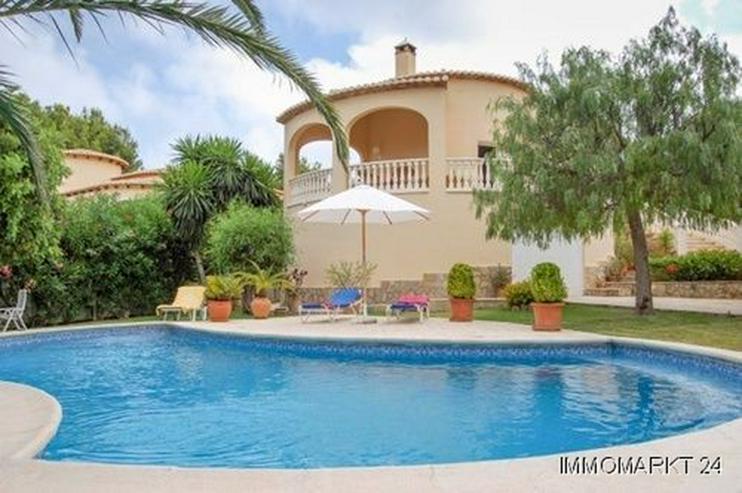 Sehr gepflegte Villa mit Pool in Las Troyas - Haus kaufen - Bild 1