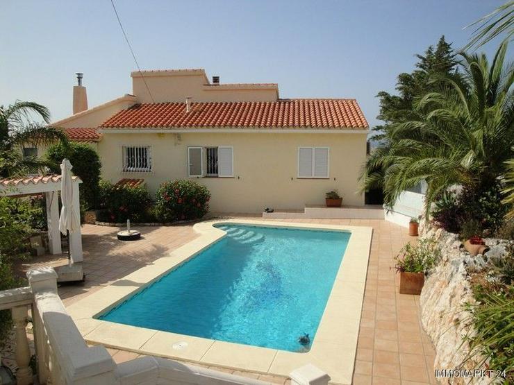 Villa mit phantastischem Panoramablick - Bild 1