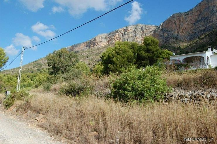 Grundstück am Montgo - Grundstück kaufen - Bild 1