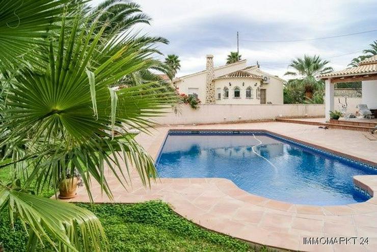 Gemütliche Villa mit wunderschönem Meerblick - Bild 1