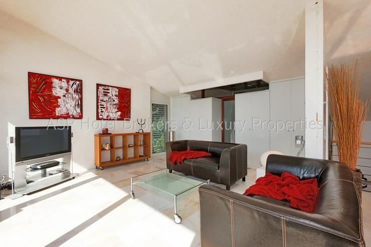 Bild 6: Eine der luxuriösesten High-End Penthouse Wohnungen der Schweiz mit einer Gesamtfläche v...