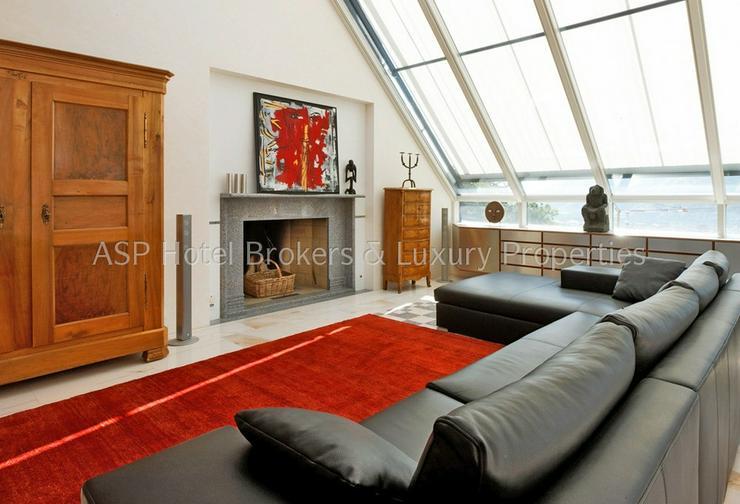Bild 3: Eine der luxuriösesten High-End Penthouse Wohnungen der Schweiz mit einer Gesamtfläche v...