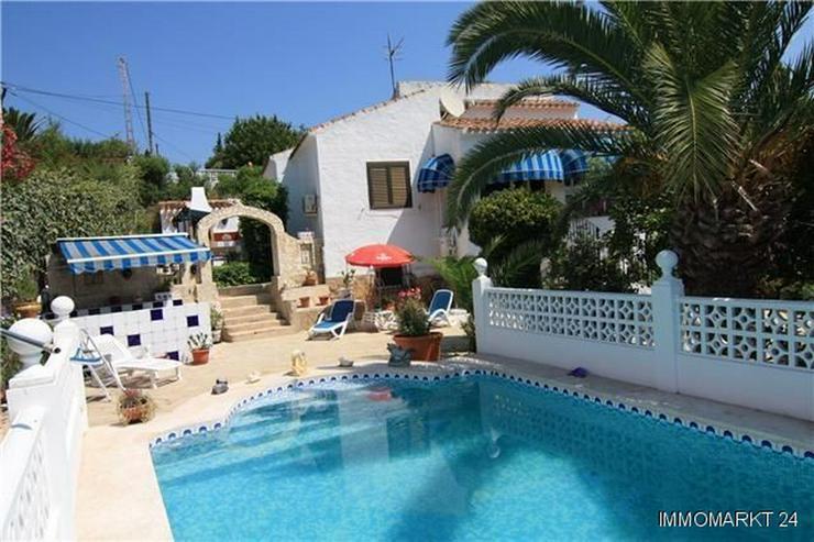 Gemütliche und sehr gepflegte Villa mit separatem Gästehaus in ruhiger Lage - Haus kaufen - Bild 1