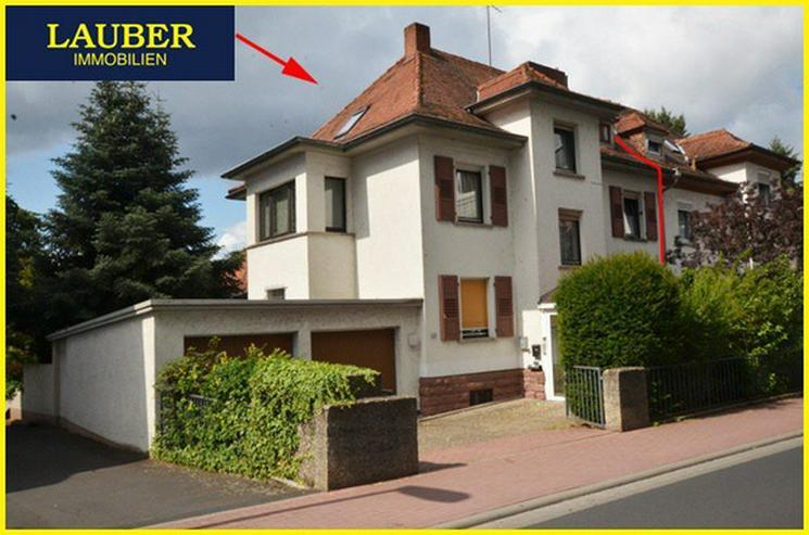 LAUBER IMMOBILIEN: 1-FH/DHH mit Charme in guter Stadtlage, gewerbl. Nutzung mögl. - Haus kaufen - Bild 1