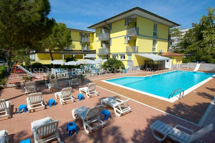 Bild 6: 3-Sterne Ferienhotel in Grado / Adria ca. 100 Meter vom Strand mit Parkgrundstück zu verk...