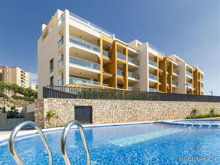 Exklusive 4-Zimmer-Wohnungen in wunderschöner Anlage am Strand - Wohnung kaufen - Bild 1