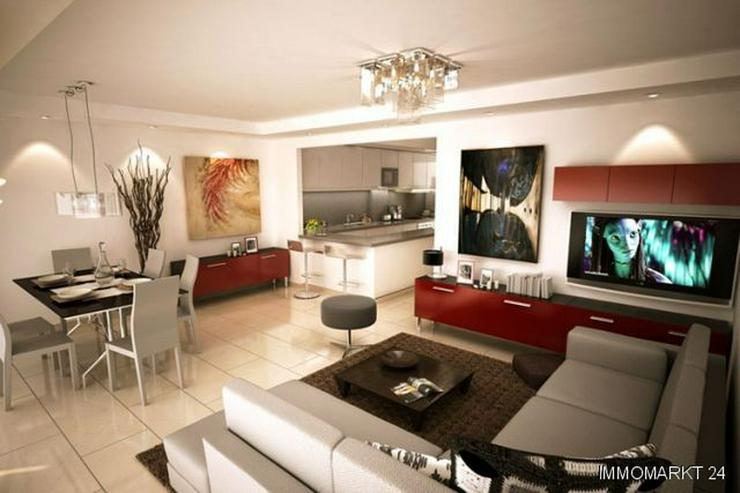 Bild 2: Exklusive 4-Zimmer-Wohnungen in wunderschöner Anlage am Strand