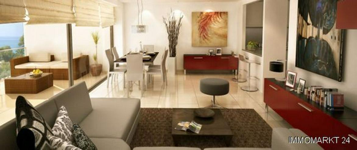 Bild 4: Exklusive 4-Zimmer-Wohnungen in wunderschöner Anlage am Strand