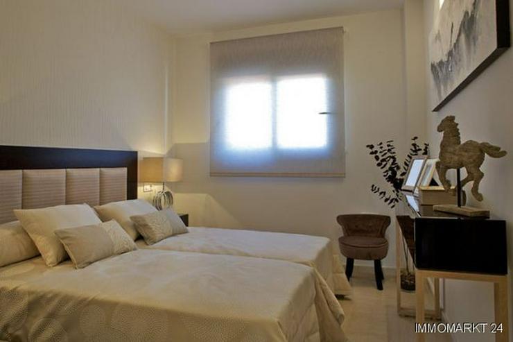 Bild 5: Exklusive 4-Zimmer-Wohnungen in wunderschöner Anlage am Strand