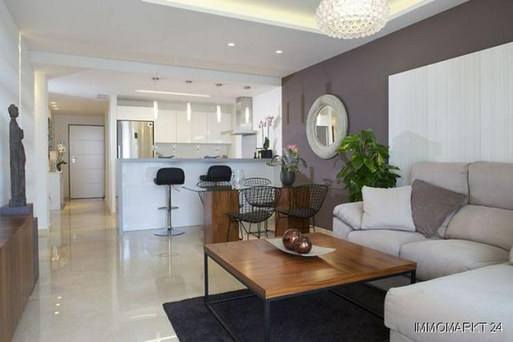 Exklusive 3-Zimmer-Wohnungen in wunderschöner Anlage am Strand - Bild 1