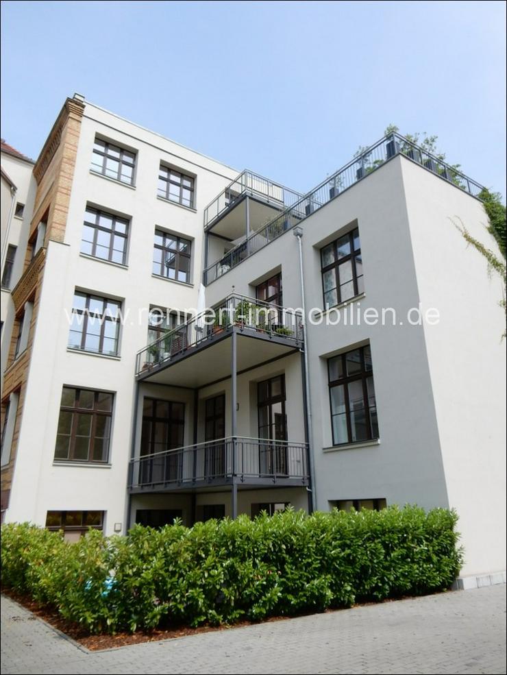 Bild 3: +++Dachgeschoss: Extravagante 4-Raumwohnung mit modernen Bädern und Dachterrasse in Stadt...