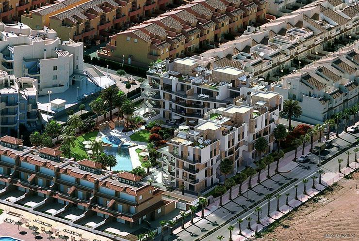 Bild 6: Exklusive 3-Schlafzimmer-Appartements nur 200 m vom Meer
