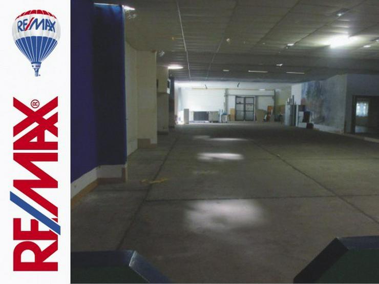 Bild 2: Gewerbehalle zentrumsnah