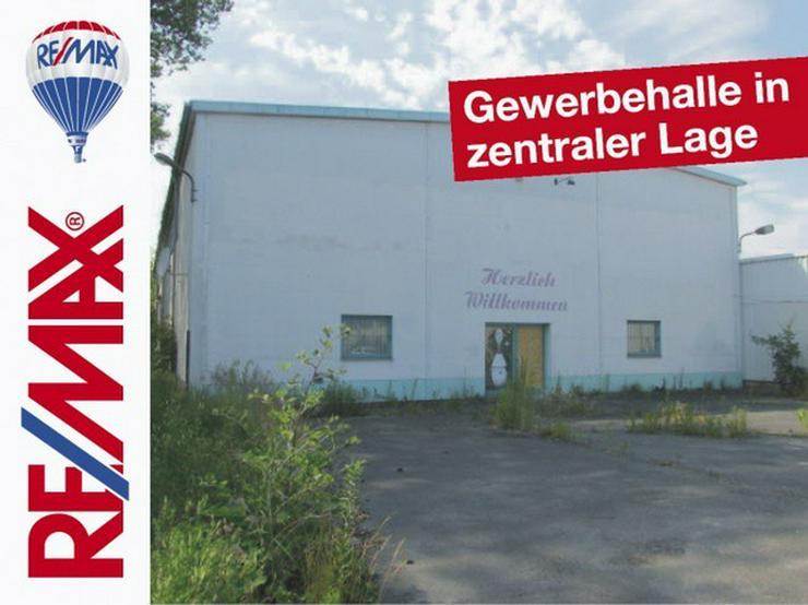 Gewerbehalle zentrumsnah - Gewerbeimmobilie kaufen - Bild 1