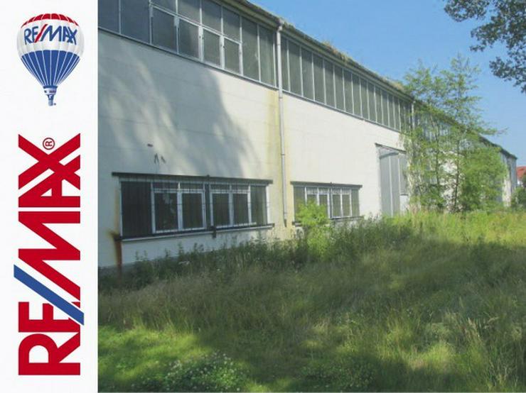 Bild 5: Gewerbehalle zentrumsnah