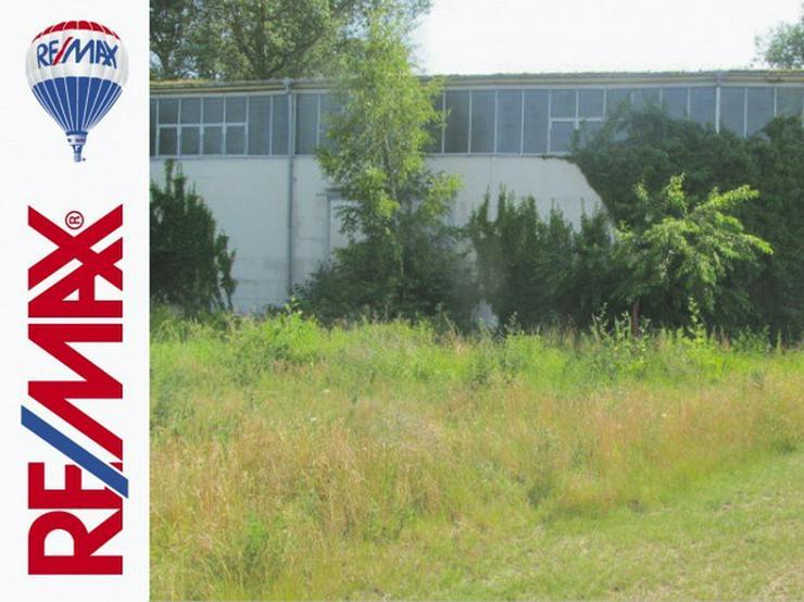 Bild 6: Gewerbehalle zentrumsnah