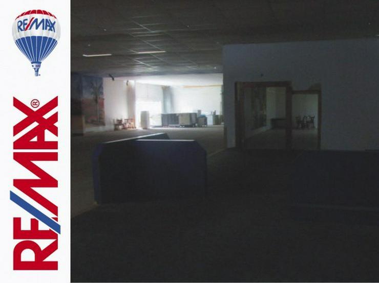 Bild 3: Gewerbehalle zentrumsnah