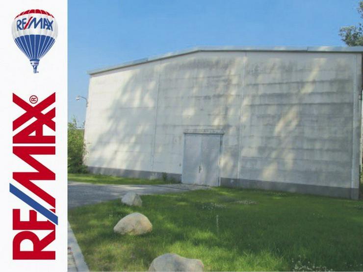 Bild 4: Gewerbehalle zentrumsnah