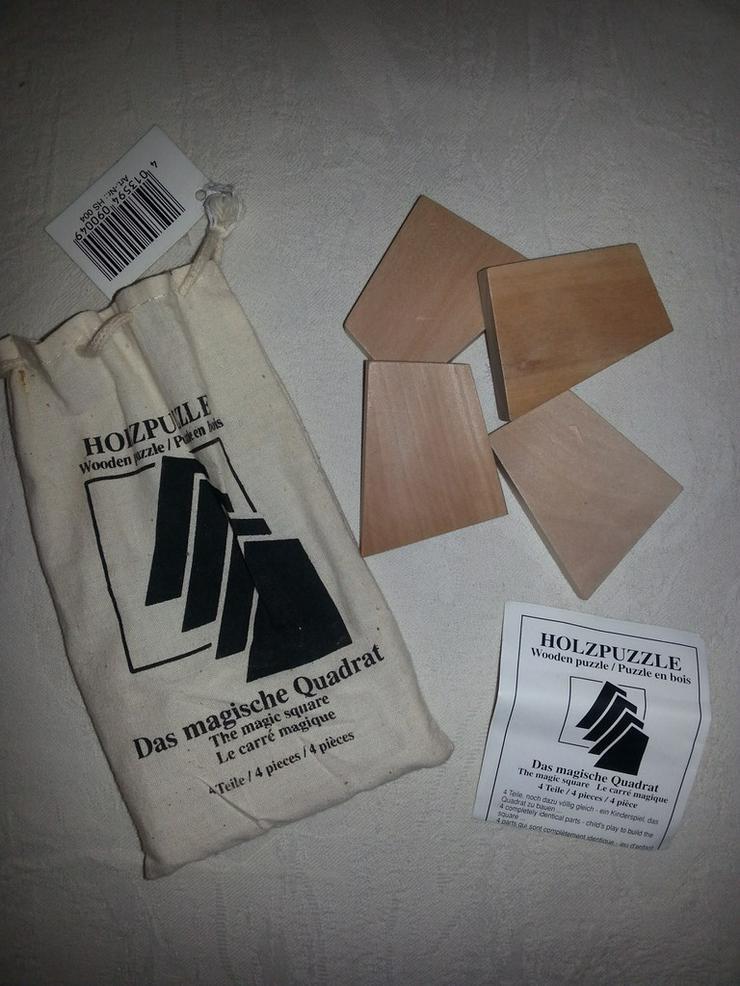 Das magische Quadrat im Beutel-NEU