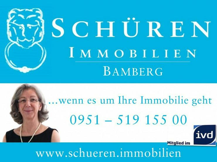 Bild 2: Bamberg / Haingebiet ZUM KAUF GESUCHT: Schicke Eigentums-Wohnung m. Balkon o. Dachterrasse