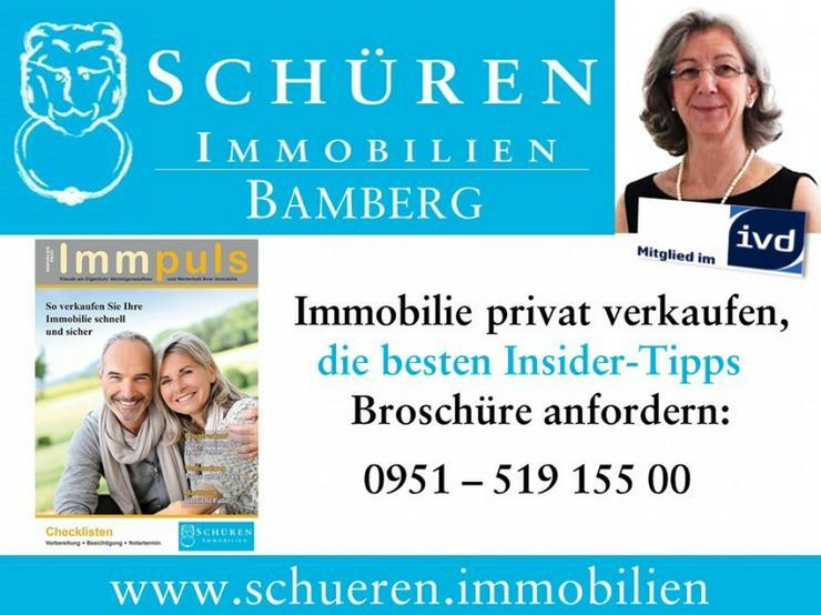 Bild 2: Bamberg / Berggebiet ZUM KAUF GESUCHT: Schicke Eigentums-Wohnung m. Balkon o. Dachterrasse
