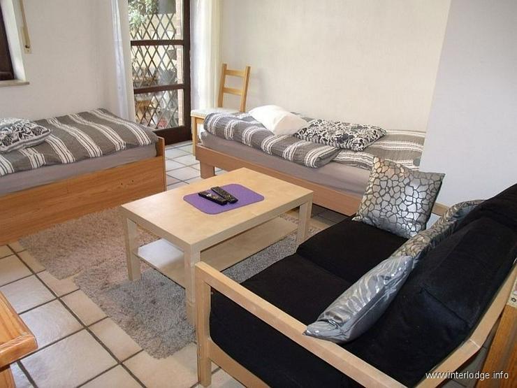 Bild 3: INTERLODGE für MONTEURE: Komplett möbliertes Apartment in Herne-Mitte mit Terrasse für ...