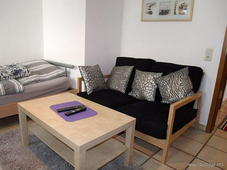 Bild 6: INTERLODGE für MONTEURE: Komplett möbliertes Apartment in Herne-Mitte mit Terrasse für ...